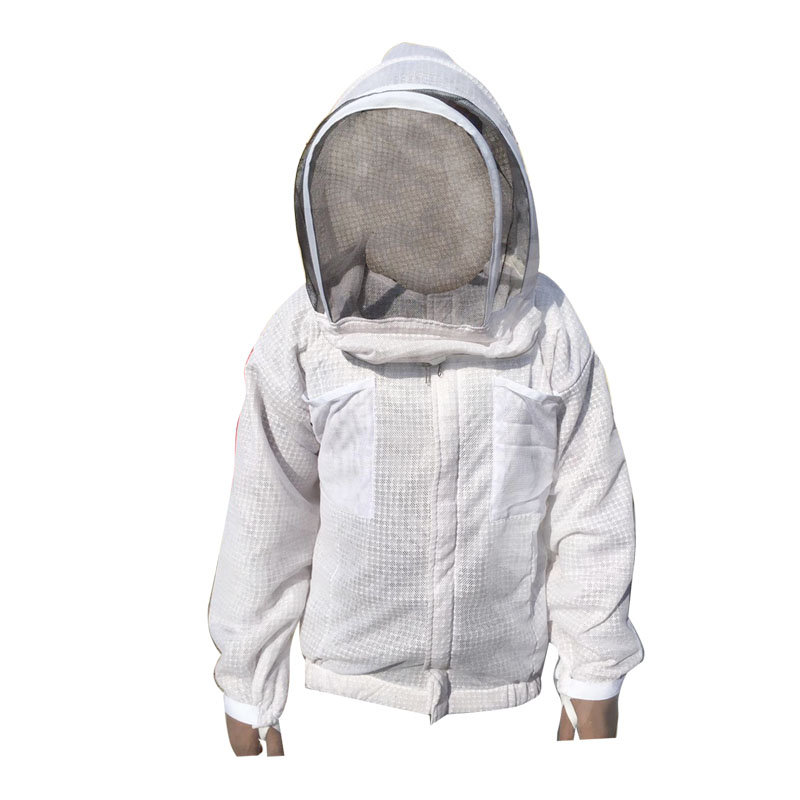 Alternate Ultra Breeze ventilated Beekeeping Jacket with Fencing Veil