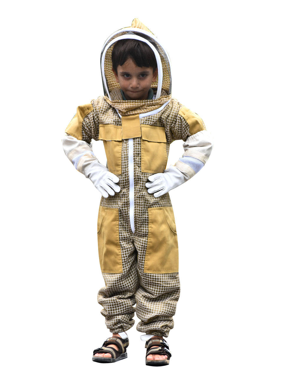 Beekeeping Kid Suit