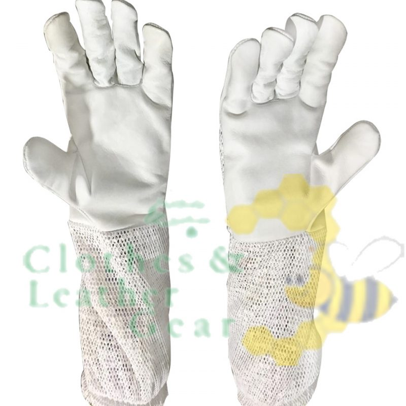 Beekeeping 3-Layer Ventilated Gloves Full palm