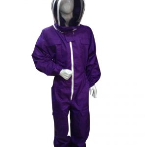 Beekeeping Suits fencing veil Purple protective suit