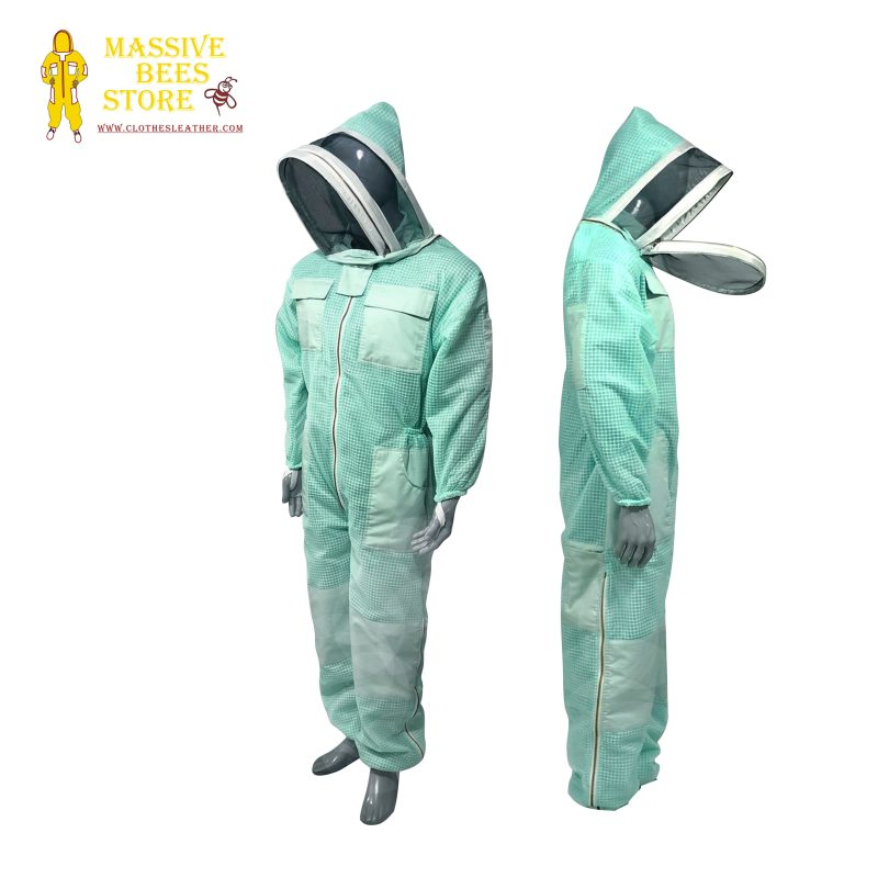 Breeze ventilated Beekeeping Suit Fencing Veil