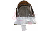Fencing Veil With Face Zipper